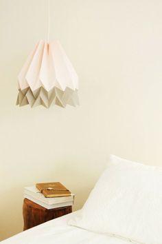 Origami!  #interiordesign #home #living #interior #pastels #homedeco #homeiswheretheheartis #origami