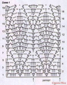 Кокетка черного платья Crochet Scarves, Crochet Shawl, Crochet Motif, Crochet Lace, Shawl Patterns, Crochet Stitches Patterns, Stitch Patterns, Crochet Hook Sizes, Crochet Hooks