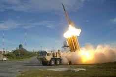 """Sistema de defesa anti-misseis EUA-Coreia do Sul """"ameaçam a China"""""""