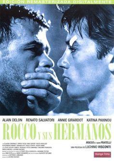 Rocco y sus hermanos [Vídeo] / una película de Luchino Visconti. Signatura: CINE (ARQ) 48   Na biblioteca: http://kmelot.biblioteca.udc.es/record=b1378551~S1*gag