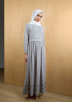 Modest Fashion for Modern Women by Inayah Islamic Fashion, Muslim Fashion, Modest Fashion, Fashion Outfits, Unique Fashion, Fashion Design, Hijab Collection, Inayah Collection, Best Maxi Dresses
