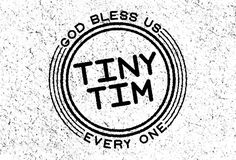 Tiny Tim Font Family by Andrew Hochradel on @creativemarket