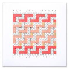 Désert sur vinyle en édition limitée manches par FieldGuideDesign