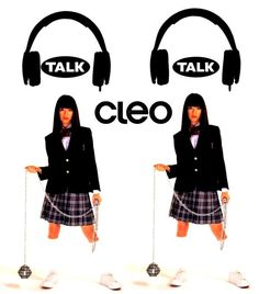 #Talk2Cleo by Waterboxer