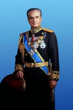 Reza Mohammad Pahlavi: The last Shah of Iran, an American ally, he was overthrown in the 1979 revolution
