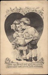 Vintage Valentine's