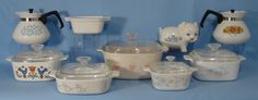 Vintage Corning Ware - Other Patterns