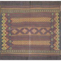 "Afghani Kilim Rug CC2197-Design# 1358, Size- 3'-8"" X 4'-5""  #carpet #rugs #flooring #office #home #decoration #bedroom #livingroom #diy #handmade #best #cleaning #modern #design #runner #print"