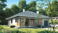 Bungalow House Plans, Gazebo, Shed, Outdoor Structures, House Design, House Styles, Home Decor, Products, Houses