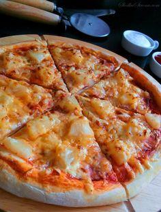 Słodka Strona: Domowa Pizza Hawajska