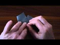 Ganz einfache 3D Sterne falten – Strickpraxis