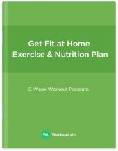 Get Fit at Home: No-Equipment Workout Program & Nutrition Plan Nutrition Guide, Nutrition Plans, Fitness Nutrition, Fitness Tips, Home Workout Men, Six Pack Abs Workout, Easy Workouts, At Home Workouts, Workout Programs For Men