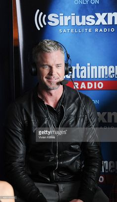 Actor Eric Dane attends SiriusXM's Entertainment Weekly Radio Channel Broadcasts From Comic-Con 2015 at Hard Rock Hotel San Diego on July 9, 2015 in San Diego, California.