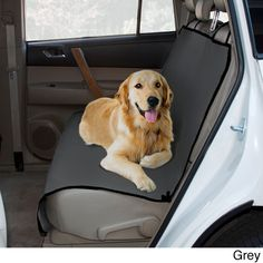 Oxford Bench Style Car Seat Cover - Overstock™ Shopping - The Best Prices on Other Pet Beds