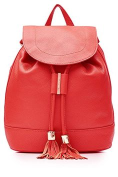 338ef7c227a4 See by Chloe Women s Vicki Backpack Flamingo Pink - Women Purse
