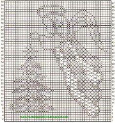 Cristmas crochet patterns, Wzory świąteczne szydełkiem, Boże Narodzenie szydełkiem