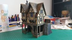 Hey everyone ! I'm Chris from France. Here is my blog to show my work on medieval-fantasy scale...