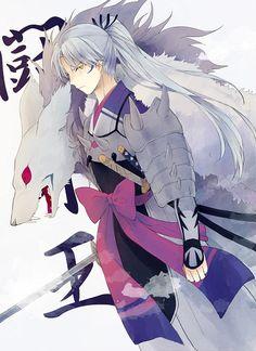 Sesshomaru - Inuyasha
