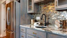 (Cabinet pulls) Symphony Homes | Sunset Equestrian Model Home |Utah Model Homes| Kaysville Model Homes