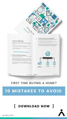First time home buyers, get our top 10 home buying tips so you can avoid the most common (and expensive) mistakes. It's a complete guide with free printables.