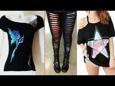 DIY Clothes Life Hacks - 15 DIY Ideas - YouTube