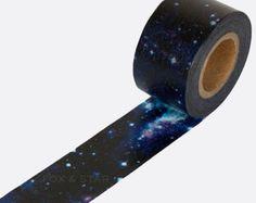 Kosmische Galaxy Washi Tape - 'Kosmischen' Masté Klebeband Japan