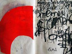 Harold Hollingsworth - sketchbook