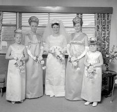 Wedding: Brian J. Pearce/Dale Stewart; 1967. 2. [P1-8755-11145] | Upper Hutt City Library