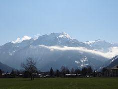 City Interlaken - Suiça março 2012