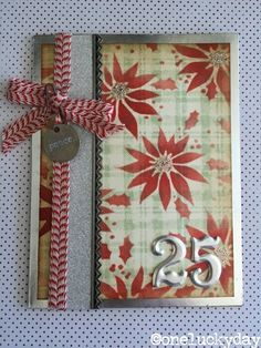 One Lucky Day: Seasonal Stampers Anonymous by Tim Holtz; July 2015