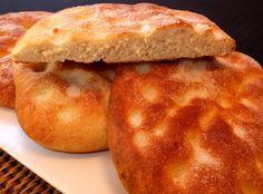 Cocinando con Lola García: Tortas de pan dulces