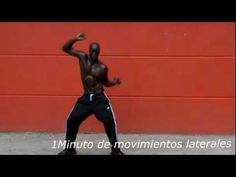 Standing AB workout (hint: play your own music)  abdominales parados - YouTube