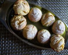 Muffin ricotta e mele