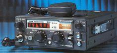 My first 2 meter radio