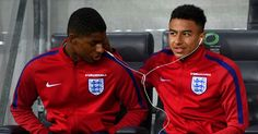 7 times Jesse Lingard had Marcus Rashford's back for Man United and England - Mirror Online Rugby Players, Football Players, Dele Alli, Gareth Southgate, Jesse Lingard, Marcus Rashford, American Series, England Football, Manchester United Football