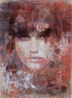 """Artist Yuriy Ibragimov; Drawing,+""""NM1"""""""