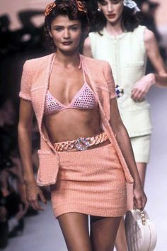 Chanel S/S 1995