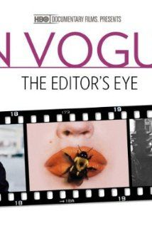 In Vogue: The Editor's Eye (2012)   AMFI Library shelfmark DVD 0355