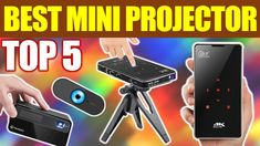 Top 5 Best Mini Projector on Aliexpress 2021 Best Projector, Portable Projector, Gadget, Electronics, Mini, Awesome, Top, Products, Gadgets