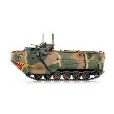 "Armored Car Tank Military Model 1/35 ""LVTP-7 Amtrac Landing Craft"" #TA958"