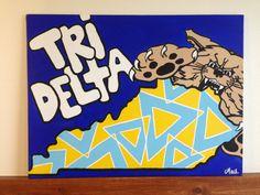 Tri Delta idea