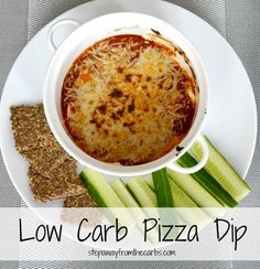 Low Carb Italian on Pinterest | Low Carb Pizza, Low Carb and Pizza