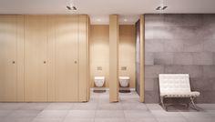 Edge Cubicle Formwise Washrooms