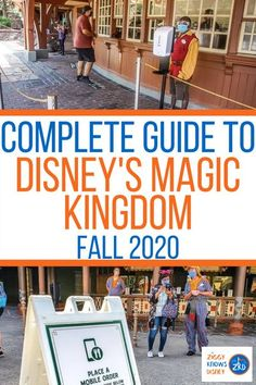 Our series on The Walt Disney World Theme Parks after reopening kicks off with Disney's Magic Kingdom Park. Ziggy Knows Disney has some tips for you. You may have been here a thousand times before but a trip to the Magic Kingdom in 2020 is going to be much different than you've experienced before. #disney #disneyparks #disneyvacation #disneyplanning #magickingdom