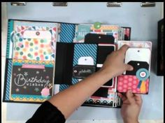Creative Stylist - Suzanne Hue - Check out her Channel https://www.youtube.com/watch?v=F9XARZN_2Xc Birthday Wishes Kit - Kit Comes with Tutorial http://shop....