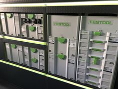 Tool Storage, Locker Storage, Festool Systainer, Van Racking, Tool Box, Lockers, Boxes, Vans, Furniture