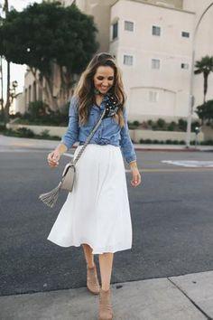 The fashion blogger behind Merrick's Art