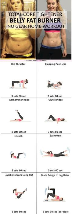 Eliminate Fat With This 10 Minute Trick - Perca peso com saúde Eliminate Fat With This 10 Minute Trick - Do This One Unusual Trick Before Work To Melt Away Pounds of Belly Fat Fitness Workouts, Fitness Motivation, At Home Workouts, Core Workouts, Yoga Fitness, Workout Bauch, Belly Fat Workout, Belly Fat Exercises, Belly Exercises For Women
