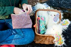 novamelina  Cutest pouches etc./ Ihanimmat pussukat ym: www.novamelina.com  #colorful #handmade #unique #pouch #pouches #liberty #art #fabrics #kawaii #finnish #design #shop #libertyoflondon #boho #bohochic