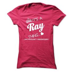 ITS A RAY THING T-SHIRTS, HOODIES, SWEATSHIRT (19$ ==► Shopping Now)